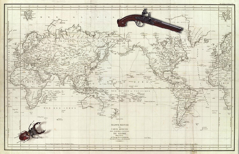 Pirates & Cartographes