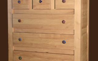 Commode 6 tiroirs - Pirates & Cartographes